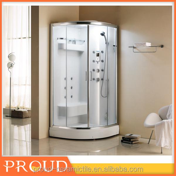 Foshan 1 Person Enclosed Shower Bath Steam Shower Cubicle
