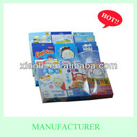 cooling patch gel for cooling body temperature