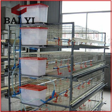 (2017 Top Selling, Promotion, Fast Delivery )Battery Cages For Broiler Chickens From Chick To Adult Broilers