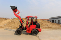 1.2 ton small wheel loader,option EPA engine