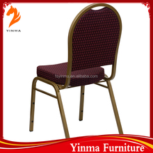 Foshan New Style Factory Price spandex banquet chair covers with elastic leg pockets
