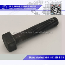 hot sale DIN261 HDG M6 to M20 square head t bolt
