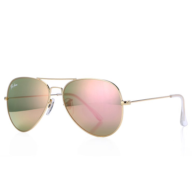 Pro Acme Small Polarized Aviator Sunglasses for Adult Small Face and Junior PA3025
