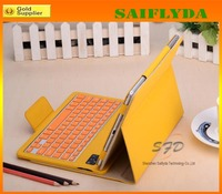 wireless bluetooth keyboard leather case for ipad air