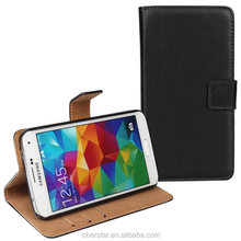 New Hot Wallet Holster Cover For Samsung Galaxy S5 i9600 Leather Case