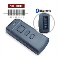 Mini CCD Bluetooth Wireless Barcode Scanner for android tablet pc for windows xp ,win7 , wince ,mobile ,Android device ,IOS