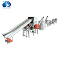 High performance wide used pet recycle fiber machinery