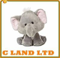 6inch Elephant Bobble Head Stuffed Animal