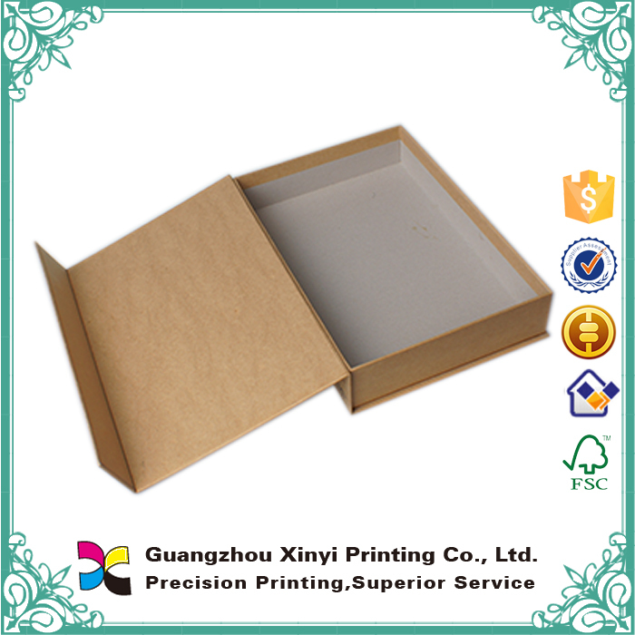 High quality recycled custom cardboard packaging boxes wholesale