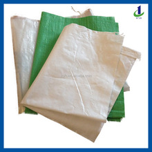 Chemical Industrial agriculture products plastic PP woven rice flour food bag 10KG 25KG 50KG