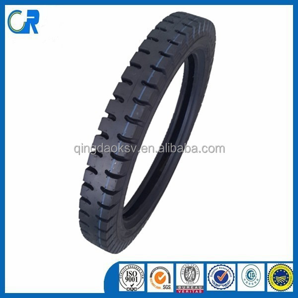 Professional manufacturer motorcycle 2.50-17 lug pattern tire