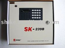 Financial system alarm system SK-239B telephone net work