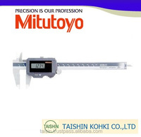 High Quality vernier caliper and ruler measurements manufactured by mitutoyo