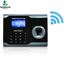 Wifi U160 Zkteco Time and Attendance WiFi RFID Punch Card and Fingerprint Time Clock For Employer Attendance