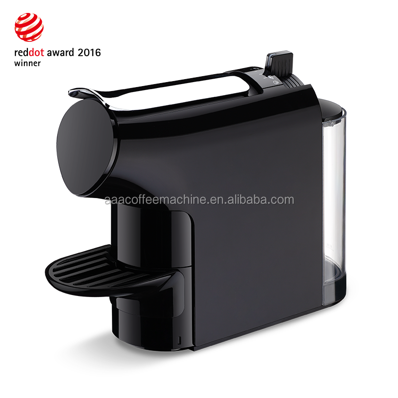 Best quality Screen Automatic Nespresso Compatible Capsule Coffee Maker