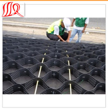 Steel Reinforced HDPE Geocell for Reforcement Treatment