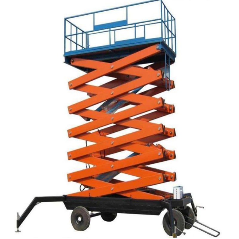 Tavol 8m CE Electric Mini Scissor Lift