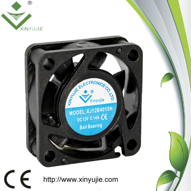 POPULAR dc motorcycle cooling fan Energy saving electric exhaust fan 40*40*15MM external cooling fan for ps3