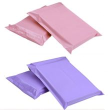 PE Color Mailing Bags Self-Seal Plastic Envelopes Poly Mailer Bags Pink and Purple Express bag