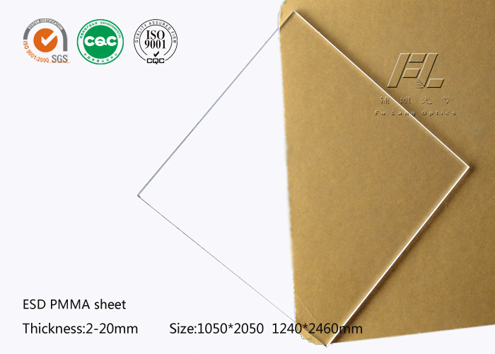anti static polycarbonate sheet esd pc sheet for esd consumables