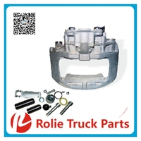 MB iveco saf smb heavy duty truck parts oem k003781lorry auto parts brembo brake caliper cover 12 angle without sensor