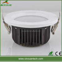 LED shops lighting 5w 9w 15w 18w 24w downlights led down light 18w white 1600lm