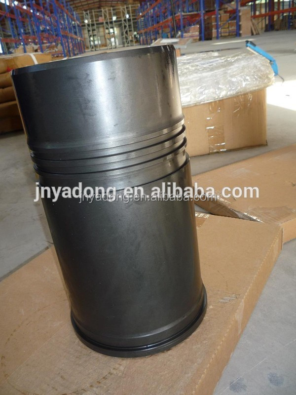 China shantui bulldozer SD22 engine cylinder liner 3055099