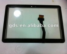 LCD TOUCH SCREEN DIGITIZER FOR Samsung GALAXY TAB 10.1 P7500 P7510 touch digitizer screen pad