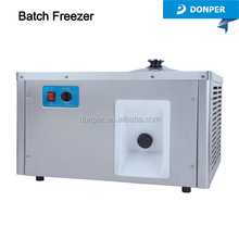 Donper Countertop Mini Batch Freezer / Gelato Machine BTY7110