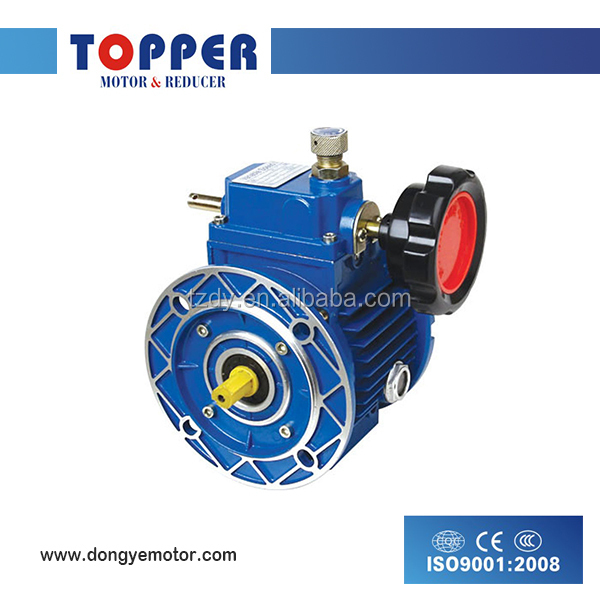 DUL/TXF PLANETARY STEPLESS SPEED VARIATOR