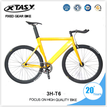 700C hot selling alloy fixed gear single speed bike bicycle