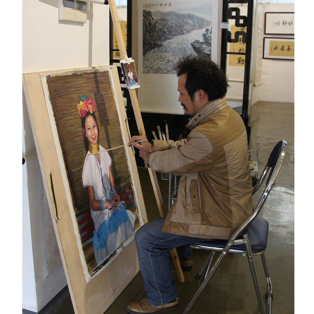 Custom photo to paintings Reproduction oil painting
