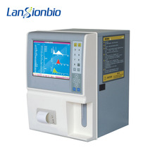 Fully automatic LS6100 Hematology analyzer(3 Diff, 22 Parameters)