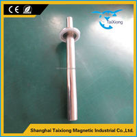 Fine workmanship ex-factory price strong magnetic bar with magnetic separator