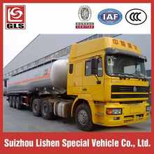 3 Axle 40000-50000 Liters Fuel Tanker Trailer truck trailer for sale