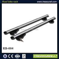 China Goods Wholesale Aluminum Car Roof Rack Bar And Roof Bike RB-004