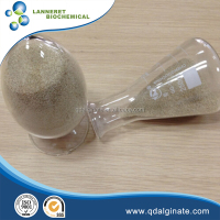 MSDS textile grade sodium alginate dyestuff from Qingdao China