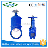 Cast Iron Knife Gate Valve with drawing