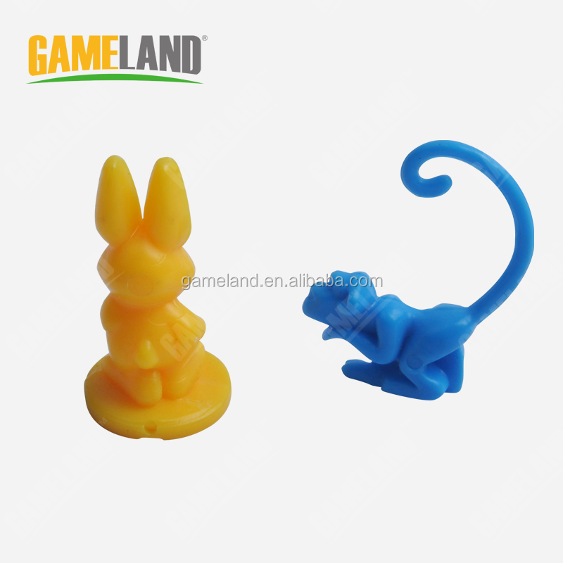 Customized Plastic Game Miniature Action Figure