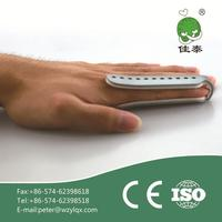 Brand new aluminum finger straightener with CE certificate