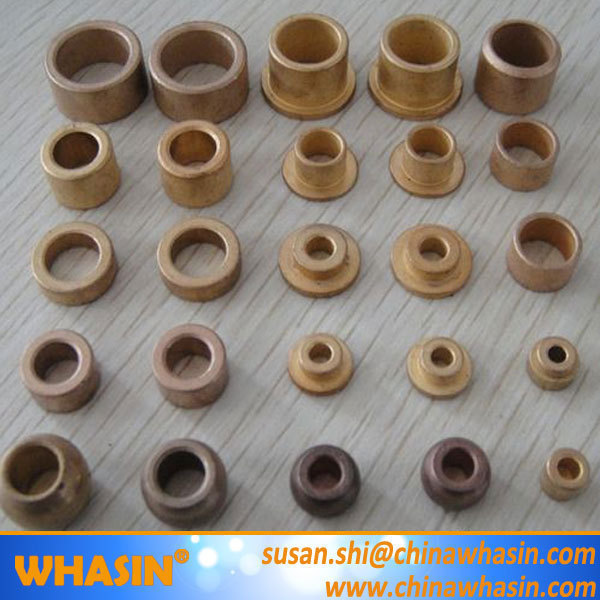 WB800 Harden Bronze Bushing HB125-HB150 WB-800 Bushes Wrapped By Bronze Strip FB090 Bronze Wrapped Bearing