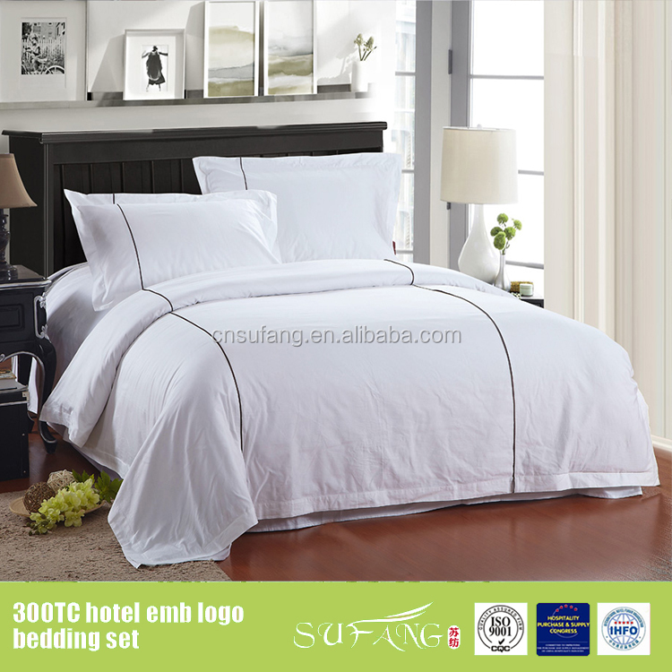 High Quality And Cheap Used Hotel Patchwork Bed Sheet 40s