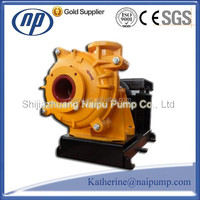 6/4 E-AH thermal power plant high chrome FGD pump