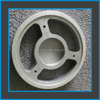 OEM Strong Performance Metal Casting Parts With Wheels