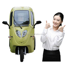 Customization enclosed electric passenger tricycle