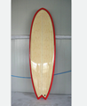 Bamboo sup paddle boards stand up paddle board for sale