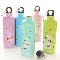 Factory Prices Logo printing Sport Drinking Bottle Aluminum bottle