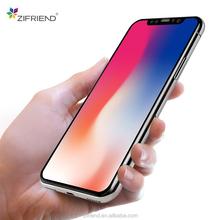2018 new inventions wholesale tempered glass 3d screen protector for iphone x