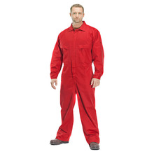 China OEM factory warehouse fr safety labor working uniform coverall in workwear clothing