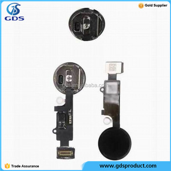 Home Button Fingerprint Touch ID Flex Cable For iPhone 7